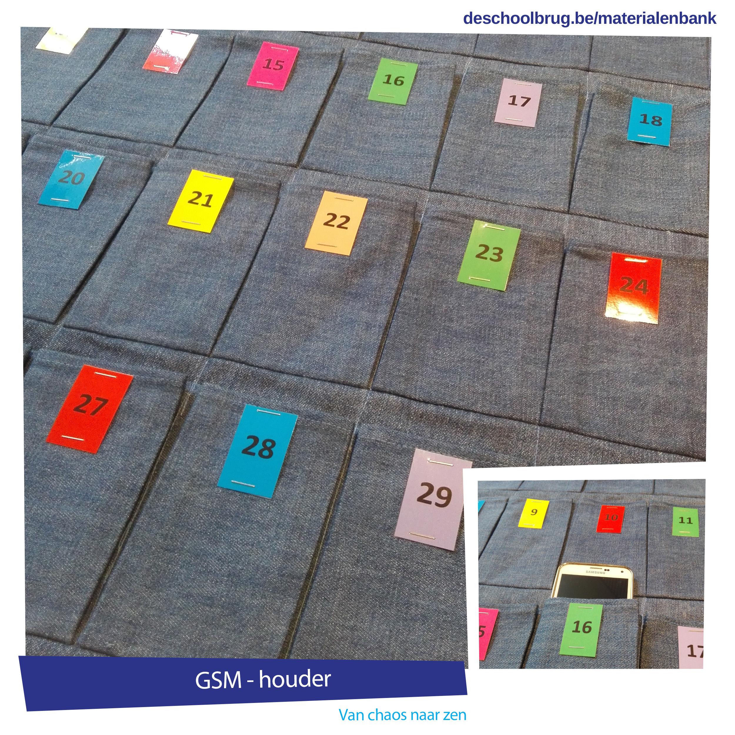 GSM houder